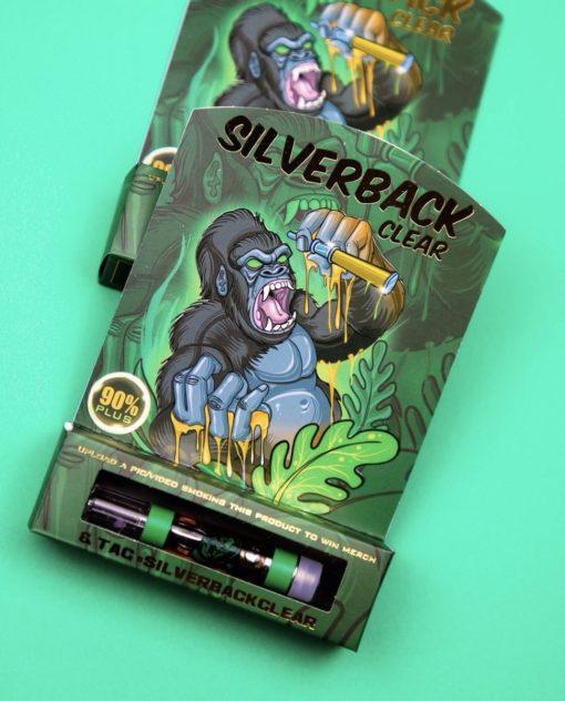 Buy SilverBack moon rock carts online