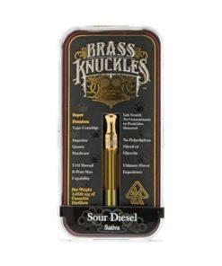 Brass Knuckles SourDiesel ONLINE