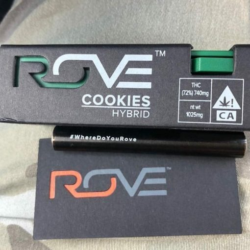 BUY ROVE Cartridge COOKIES ONLINE