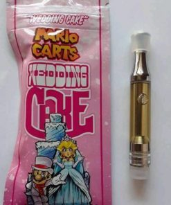 buy wedding cake mario vape carts online